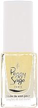 Parfums et Produits cosmétiques Huile de soin pour ongles et cuticules - Peggy Sage Treatment Oil For Nails & Cuticles