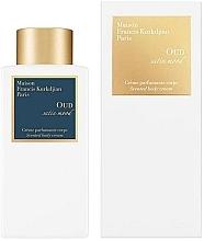 Parfums et Produits cosmétiques Maison Francis Kurkdjian Oud Satin Mood - Crème pour corps