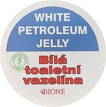 Parfums et Produits cosmétiques Vaseline cosmétique blanche - Bione Cosmetics White Vaseline
