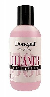 Dégraissant pour ongles à la fraise - Donegal Cleaner