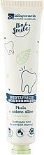 Parfums et Produits cosmétiques Dentifrice au charbon actif - La Saponaria Wonderwhite Mint&Active Charcoal Toothpaste