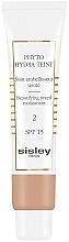 Parfums et Produits cosmétiques Sisley Phyto Hydra Teint SPF15 - Crème hydratante teintée pour visage