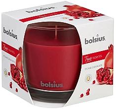 Parfums et Produits cosmétiques Bougie parfumée, Grenade, 95x95 mm - Bolsius