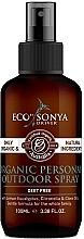 Parfums et Produits cosmétiques Brume parfumée pour corps - Eco by Sonya Citronella Personal Outdoor Spray