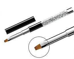 Parfums et Produits cosmétiques Pinceau plat pour gel UV №10 - Elisium