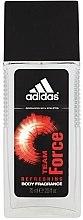 Parfums et Produits cosmétiques Déodorant parfumé - Adidas Team Force