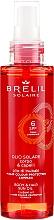 Parfums et Produits cosmétiques Brelil Solaire Oil SPF 6 - Spray à l'huile de graines de camélia japonais pour corps et cheveux