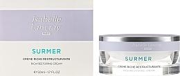 Parfums et Produits cosmétiques Crème à l'extrait de camomille sauvage pour visage - Isabelle Lancray Surmer Rich Restoring Cream