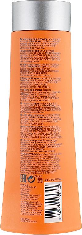 Bain anti-frisottis pour cheveux bouclés - Revlon Eksperience Wave Remedy Anti Frizz Hair Cleanser — Photo N2