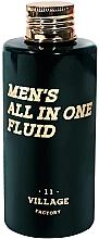 Parfums et Produits cosmétiques Fluide hydratant pour visage - Village 11 Factory Men's All in One Fluid