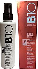 Parfums et Produits cosmétiques Broaer B10 BB Cream For Hair - Spray-masque à la kératine et acide hyaluronique sans rinçage