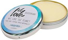 Parfums et Produits cosmétiques Déodorant crème naturel Forever Fresh - We Love The Planet Deodorant Forever Fresh