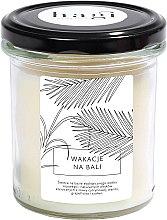 Parfums et Produits cosmétiques Bougie de soja aux huiles de citronnelle et pamplemousse - Hagi Bali Holidays Soy Candle