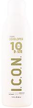 Parfums et Produits cosmétiques Crème oxydante 3% - I.C.O.N. Ecotech Color Cream Activator 10 Vol (3%)