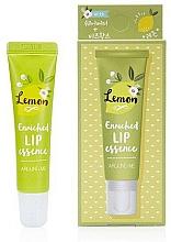 Parfums et Produits cosmétiques Essence pour lèvres, Citron - Welcos Around Me Enriched Lip Essence Lemon