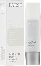 Parfums et Produits cosmétiques Crème au beurre de cacao pour mains et ongles - Paese Hand & Nail Therapy Cream