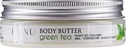 Parfums et Produits cosmétiques Beurre au karité pour corps, Thé vert - Kanu Nature Green Tea Body Butter