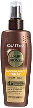 Parfums et Produits cosmétiques Spray auto-bronzant corps et visage - Kolastyna Luxury Bronze Tanning Spray