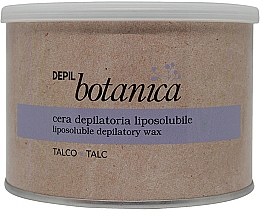 Parfums et Produits cosmétiques Cire dépilatoire, Talc - Trico Botanica Depil Botanica Talc