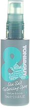 Parfums et Produits cosmétiques Spray de définition au sel marin - Toni & Guy Casual Sea Salt Texturising Spray (mini)
