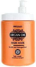 Parfums et Produits cosmétiques Masque à l'huile d'argan pour cheveux - Prosalon Argan Oil Hair Mask