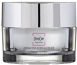 Parfums et Produits cosmétiques Crème à l'acide glycolique pour visage - Fontana Contarini Glycolic Acid Face Cream