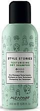 Parfums et Produits cosmétiques Shampooing sec - Alfaparf Milano Style Stories Texturizing Dry shampoo