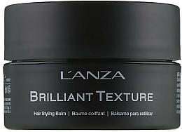 Parfums et Produits cosmétiques Baume coiffant pour cheveux - L'anza Healing Style Brilliant Texture Balm