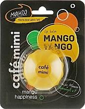 Parfums et Produits cosmétiques Baume à lèvres au beurre de mangue - Cafe Mimi Lip Balm Mango Tango