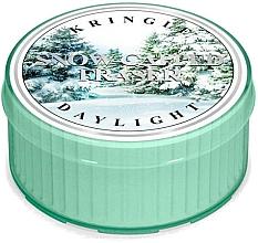 Parfums et Produits cosmétiques Bougie chauffe-plat - Kringle Candle Snow Capped Fraser Daylight