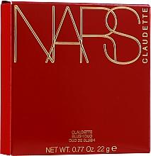 Parfums et Produits cosmétiques Duo blush - Nars Claudette Blush Duo