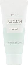 Parfums et Produits cosmétiques Mousse à l'extrait de centella asiatica pour visage - Heimish All Clean Green Foam pH 5.5 (mini)