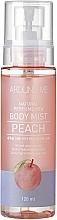 Parfums et Produits cosmétiques Brume à l'extrait de pêche pour corps - Welcos Around Me Natural Perfume Vita Body Mist Peach
