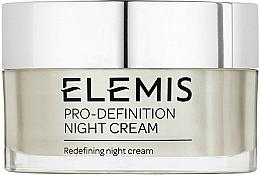 Parfums et Produits cosmétiques Crème de nuit aux cellules souches végétales - Elemis Pro-Definition Night Cream