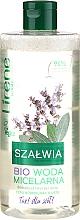 Parfums et Produits cosmétiques Eau micellaire bio à la sauge pour visage - Lirene Bio
