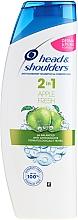 Parfums et Produits cosmétiques Shampooing anti-pelliculaire - Head & Shoulders Apple Fresh Shampoo 2in1