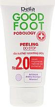 Parfums et Produits cosmétiques Gommage pour pieds sèches et rugueuses - Delia Cosmetics Good Foot Podology Nr 2.0