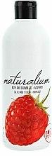 Parfums et Produits cosmétiques Gel douche crémeux à la framboise - Naturalium Bath And Shower Gel Raspberry