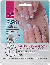 Parfums et Produits cosmétiques Masque à la paraffine pour les doigts - Czyste Piekno