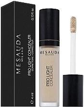 Parfums et Produits cosmétiques Correcteur liquide - Mesauda Milano Pro Light Concealer