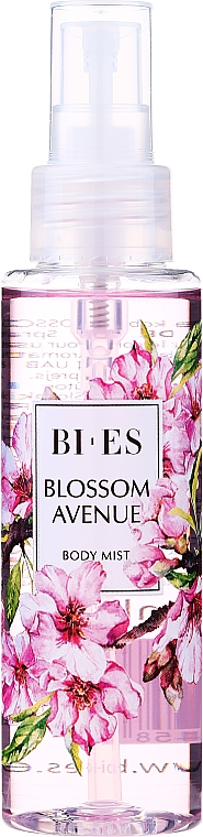 Bi-es Blossom Avenue Body Mist - Brume parfumée pour corps