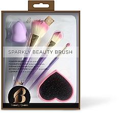 Parfums et Produits cosmétiques Kit de maquillage - Beauty Look Sparkly Beauty Brush