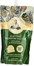 Parfums et Produits cosmétiques Shampooing fortifiant au cèdre - Les recettes de babouchka Agafia (recharge)