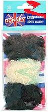 Parfums et Produits cosmétiques Filets pour cheveux - Ronney Professional 3222/MIX/12
