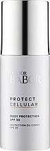 Parfums et Produits cosmétiques Lotion solaire pour corps - Doctor Babor Protect Cellular Body Protection SPF 30