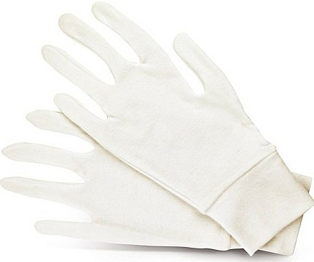 Gants cosmétiques en coton 6105 - Donegal