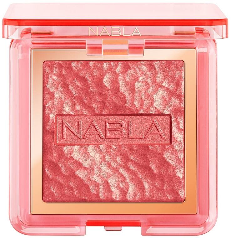 Blush - Nabla Miami Lights Collection Skin Glazing