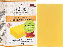 Parfums et Produits cosmétiques Savon à l'extrait de miel - Sabai Thai Herbal Honey Soap