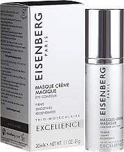 Parfums et Produits cosmétiques Masque-crème à la caféine contour des yeux - Jose Eisenberg Excellence Masque Creme Magique Eye Contour