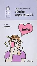 Parfums et Produits cosmétiques Masque tissu raffermissant pour le visage - Skin79 Firming Selfie Mask